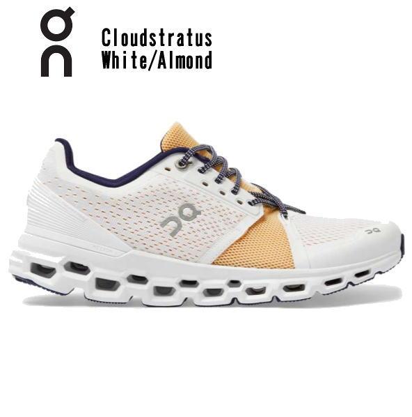 オン(On) Cloudstratus 22999771W クラウド ストラトス レディース ランニングシューズ(2999771w)