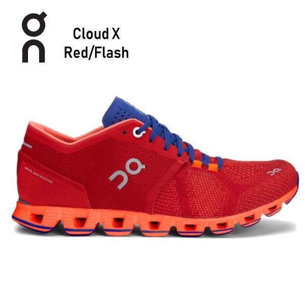 オン(On) Cloud X 201658W クラウド エックス レディース ランニングシューズ(201658w)