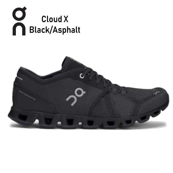 オン(On) Cloud X 204005M クラウド エックス メンズ ランニング シューズ(204005m)