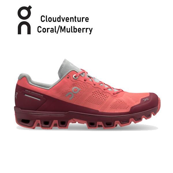 オン(On) Cloudventure 2299952W クラウドベンチャー レディース ランニングシューズ(2299952w)