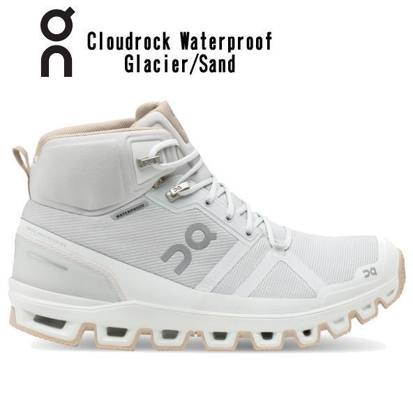 オン(On) Cloudrock Waterproof クラウドロック ウォータープルーフ 2399852W レディース ハイキングブーツ(2399852w)