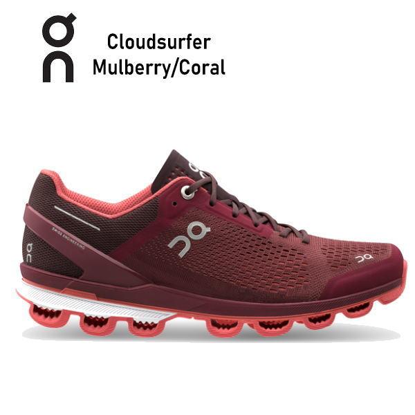 オン(On) Cloudsurfer クラウドサーファー 2499958W レディース トレーニングシューズ(2499958w)