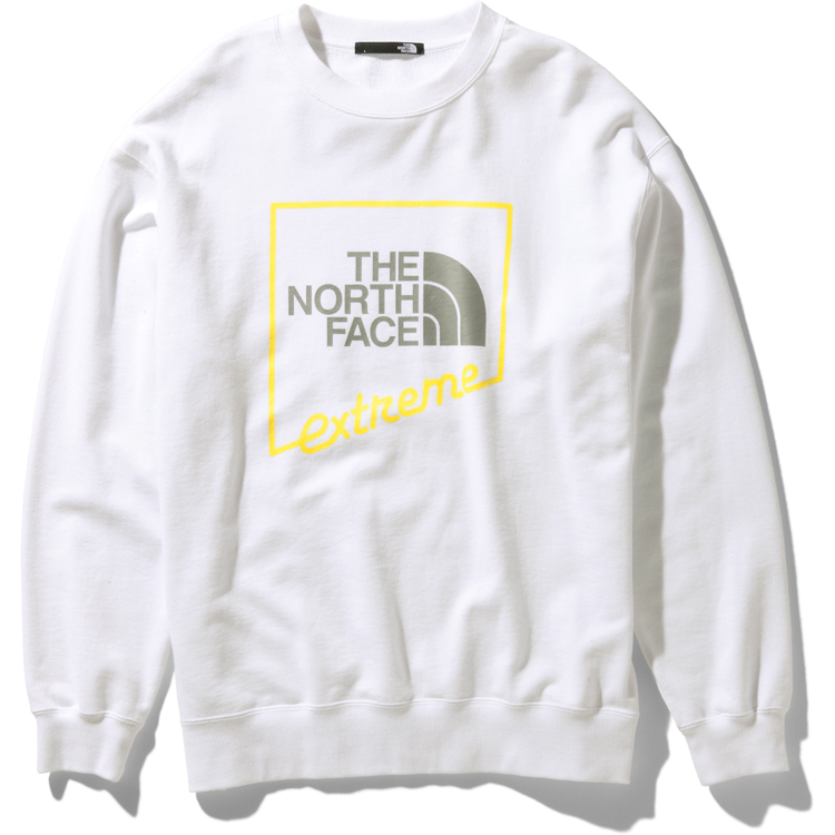 ノースフェイス(THE NORTH FACE) お取り寄せ商品 エクストリーム クルー ユニセックス NT12032 W Extreme Crew パーカー(nt12032-w)