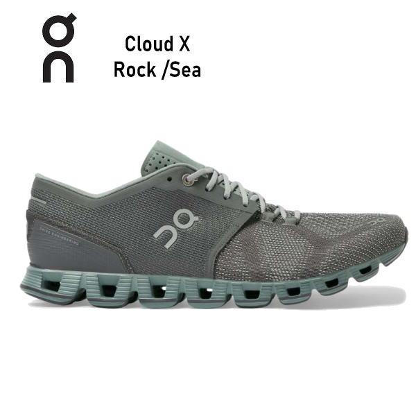オン(On) Cloud X 2099785M クラウド エックス メンズ ランニング シューズ(2099785m)