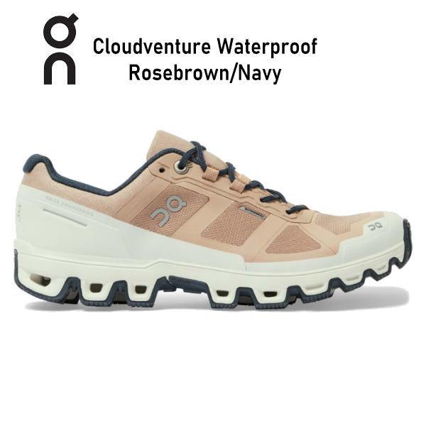 オン(On) Cloud venture Waterproof 2299755W クラウド ベンチャー ウォータープルーフ レディース トレイル ラン シューズ(2299755w)