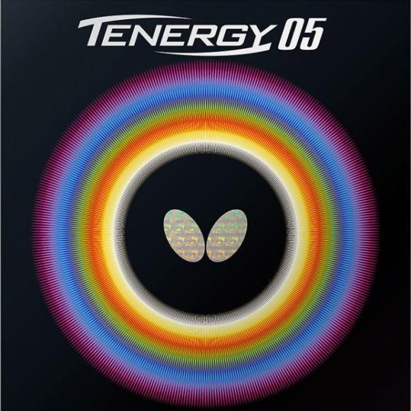 回転をかける性能に優れた テナジー 国内送料無料 バタフライ Butterfly メール便送料無料 卓球 大特価 ラバー テナジー05 05800 厚 裏ラバー but-05800 ブラック レッド 中 ハイテンション 特厚