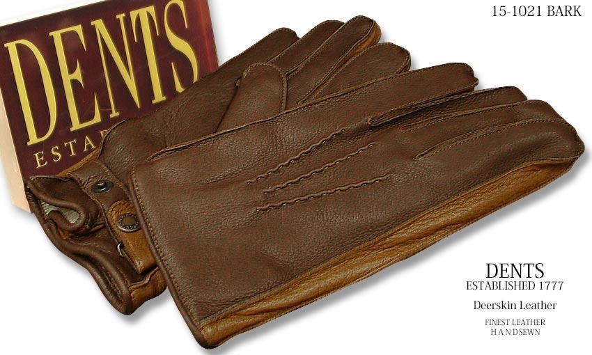 DENTS手袋/ デンツ手袋 DEERSKIN/ )/ ディアスキン ( 鹿革 DENTS手袋 ) [ BARK/ バーク ] 15-1021BA, 国富町:8ce782e4 --- sunward.msk.ru