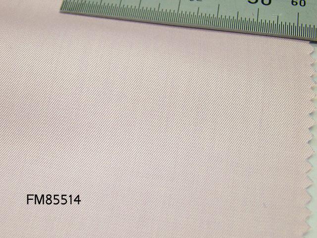 オリジナルオーダーシャツ●FM85514淡いパープル系ツイル 120番手双糸 100%cotton