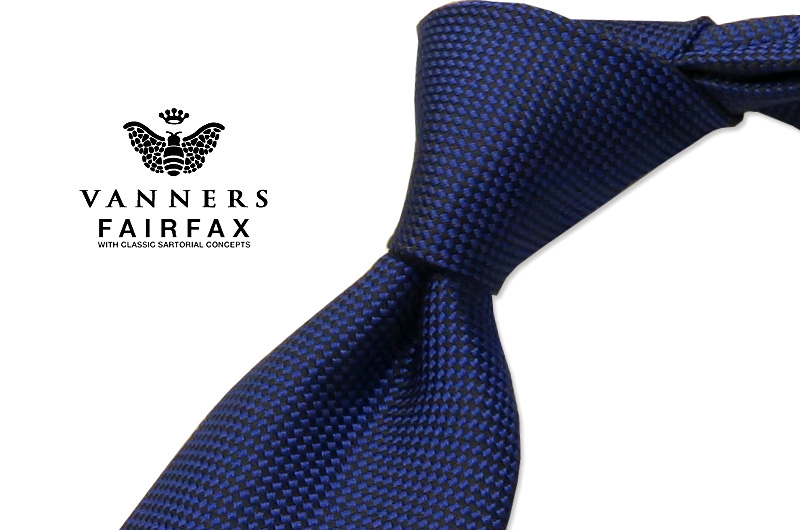 【 FAIRFAX / フェアファクス 】Vanners /バーナーズ(ヴァーナーズ) ( 無地ネクタイ ) ( ソリッドタイ ) ( VAA-22 ) 【送料無料】【あす楽対応】FAIRFAX(フェアファクス)ネクタイ【送料込】