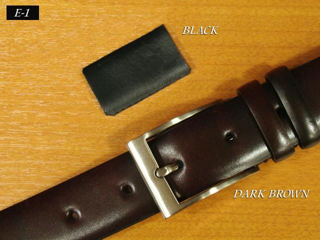 [ KIETH ] オーダーベルト / コードバン ( E-1 ) 幅3.0cm
