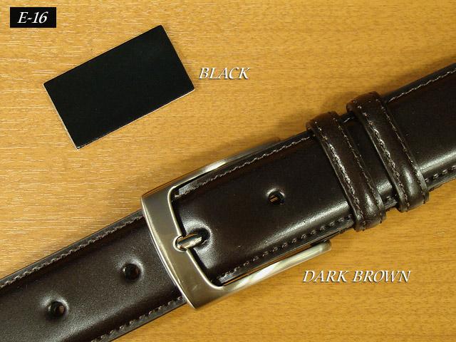 [ KIETH ] オーダーベルト ●コードバン ( E-16 ) 幅3.3cm