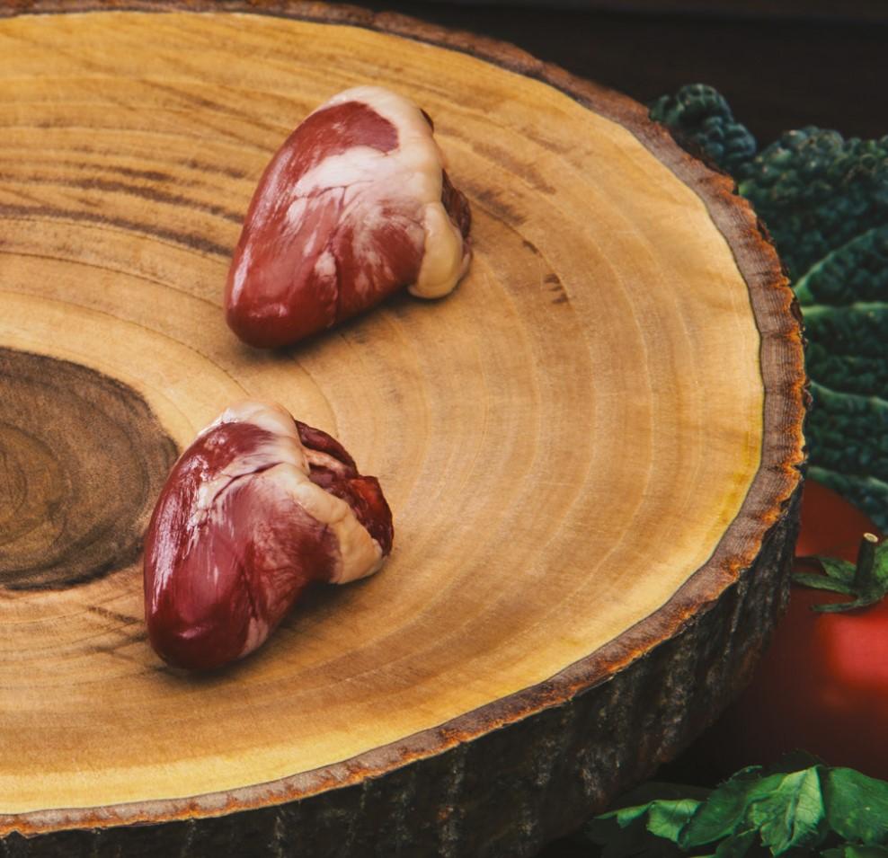 鴨肉 ハツ 舗 心臓 カナール フォアグラ採取鴨 霜降り焼き鳥 柔らかい スーパーセール半額対象 焼き鳥 約500g 限定タイムセール 焼き鴨 霜降り