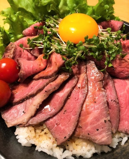 ローストビーフ丼 ローストビーフバーガー 送料無料 今ダケ送料無料 ローストビーフ 人気ショップが最安値挑戦 原料 350-450g 塊肉あす楽対応 豪州産
