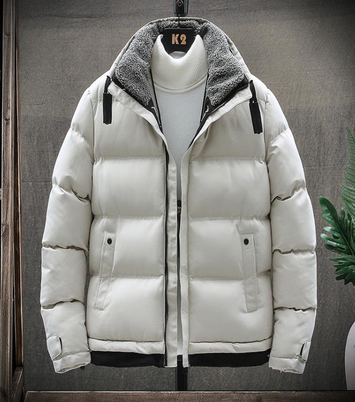 暖かい 新作 綿入り 中綿ジャケット 中綿入り 中綿コート 防寒保温ジャケット おしゃれ 冬服 売店 ブルゾン メンズ アウター ダウンジャケット