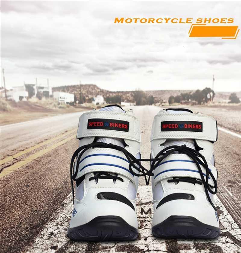 Riding Tribe 送料無料 ショートブーツ バイクブーツ ライディング バイク用 シューズ Short Boots ホワイト レーシング ライディングシューズ ライディングブーツ レッド バイク用靴 レーシングブーツ ブラック バイクウエア メーカー公式 お歳暮