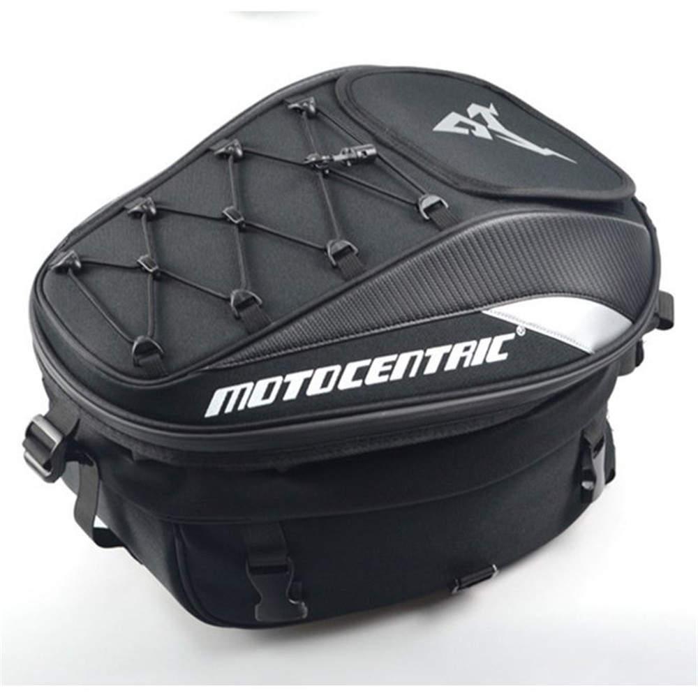 大容量で便利 シートバッグ フルフェスヘルメット迄収納 リュックサック ショルダーバッグ 手持ち バイク用 硬い素材 送料無料 人気 おすすめ 固定ベルト付き リアバッグ 防水 ツーリングバッグ 撥水 セール特価 ヘルメットバッグ 防雨
