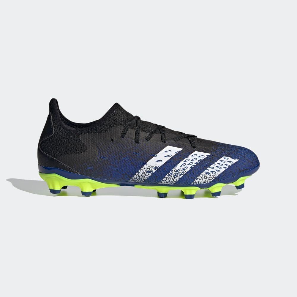 人気ブレゼント adidas soccer メンズ シューズ アディダス FZ3705 サッカースパイク プレデターフリーク.3 スパイク サッカー 人工芝用 AG 土 ロー HG 爆売りセール開催中
