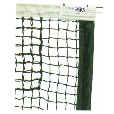 <アシックス> 硬式テニスネットその他 国際式全天候硬式テニスネット 118000-80 グリーン