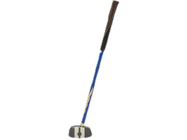 <アシックス> グランドゴルフその他 GG ストロングショットハイパー 3283A014-002 ブラック×ブルー