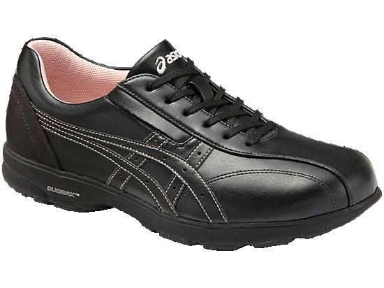 <アシックス> ウォーキングシューズ ライフウォーカー ニーサポート500(W) TDL500-90 ブラック