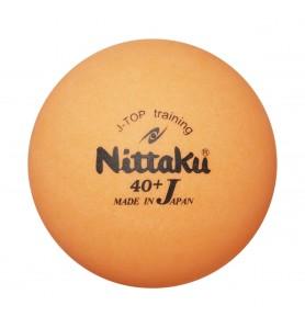 <日本卓球> ボール シャトル 卓球 カラーJトップトレキュウ(10ダース) NB-1377