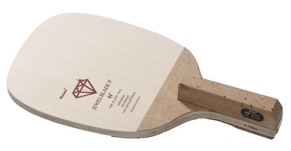 <日本卓球> ラケット スティク バット 卓球 ジュエルブレード P NC-0186