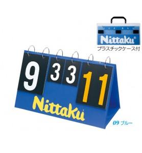 <日本卓球> 卓球 ビッグカウンター11 NT-3715 09 ブルー