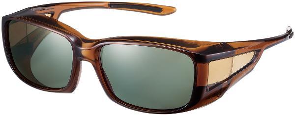 <スワンズ> Over Glasses アクセサリー ランニング・トラック OG-4 OG4-0058 BRCL クリアブラウン