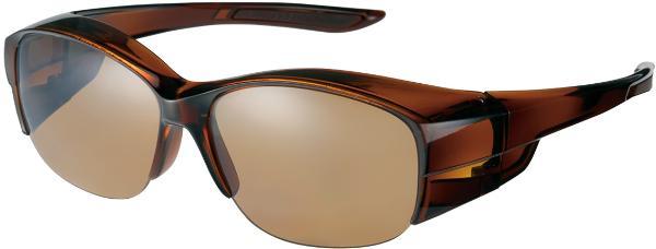 <スワンズ> Over Glasses アクセサリー ランニング・トラック OG-5 OG5-0065 BRCL クリアブラウン