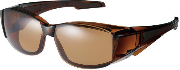 <スワンズ> Over Glasses アクセサリー ランニング・トラック OG-6 OG6-0065 BRCL クリアブラウン
