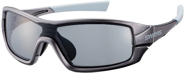 <スワンズ> レンズ交換可能タイプ アクセサリー ランニング・トラック STRIX・I STRIXI0001 GMR ガンメタリック