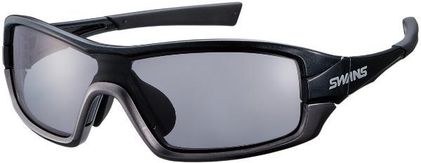 <スワンズ> レンズ交換可能タイプ アクセサリー ランニング・トラック STRIX・I STRIXI0151 BKGM ブラック×ガンメタリック