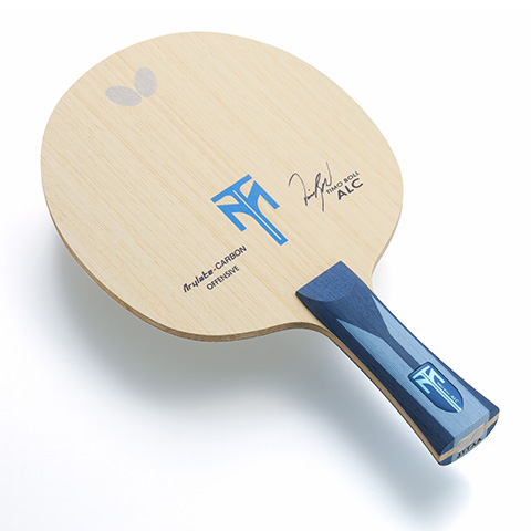 butterfly 卓球 攻撃用シェーク  <タマス> 攻撃用シェーク ラケット スティク バット 卓球 ティモボル ALC FL 35861