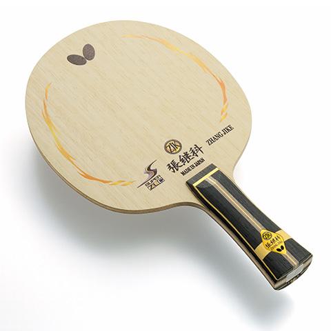 <タマス> 攻撃用シェーク ラケット スティク バット 卓球 張継科 SUPER ZLC FL 36541