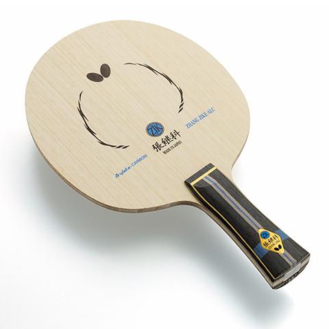 <タマス> 攻撃用シェーク ラケット スティク バット 卓球 張継科 ALC FL 36561