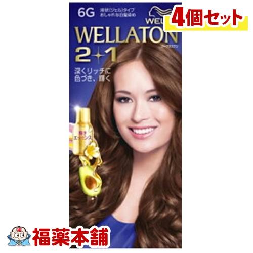 ウエラトーン2+1 液状タイプ 6G ×4箱 [宅配便・送料無料] 「T60」
