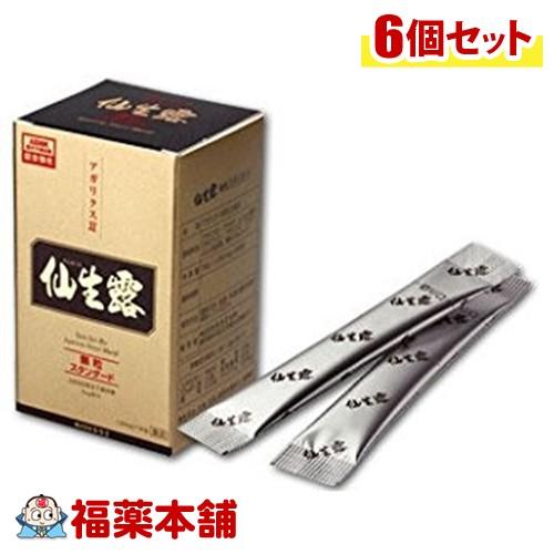 仙生露 顆粒スタンダード (30包×6箱) [宅配便・送料無料] 「T60」