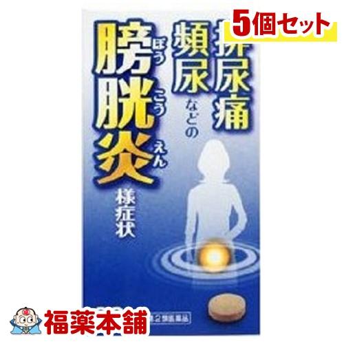 【第2類医薬品】五淋散エキス錠N「コタロー」(60錠)×5個 [宅配便・送料無料] 「T60」