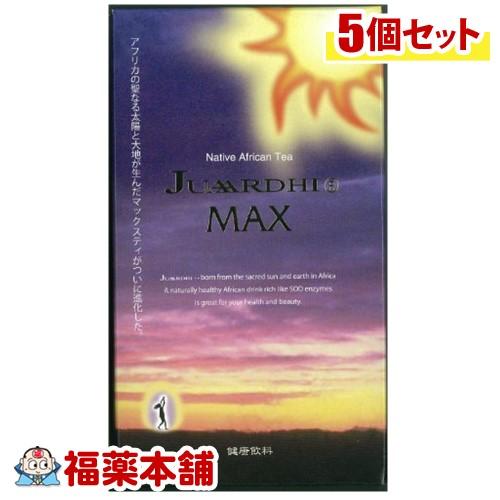 ジュアール マックスティー(2gx30包)×5個 [宅配便・送料無料] 「T60」