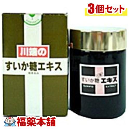 川端のすいか糖エキス(120g)×3個 [宅配便・送料無料] 「T60」