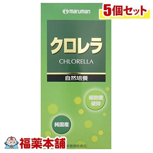 「全品・P5倍!」クロレラ(1200粒)×5個 [宅配便・送料無料] *