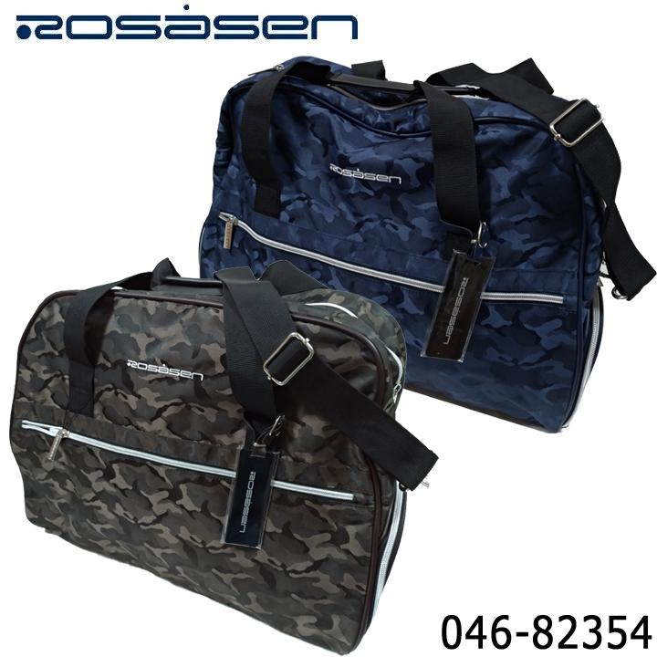 ロサーセン 046-82354 ボストンバッグ カモフラージュ柄 2020 Rosasen