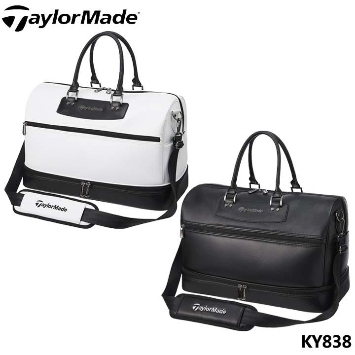 【2020モデル】テーラーメイド KY838 ツアーオリエンティッド ボストンバッグ シューズインポケット付き Taylormade 10p