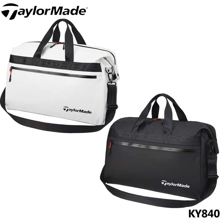 【2020モデル】テーラーメイド KY840 シティテック ボストンバッグ シューズポケット付き Taylormade 10p
