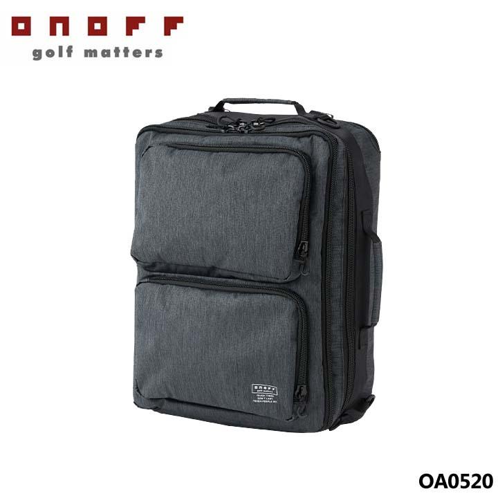 【2020モデル】オノフ OA0520 3WAY バックパック ONOFF 10p