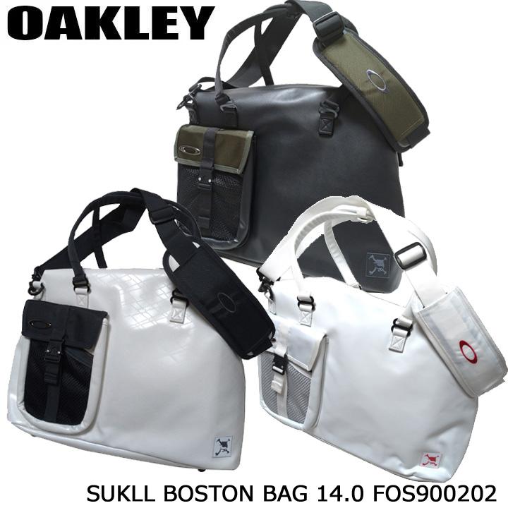 【2020モデル】オークリー FOS900202 スカル ボストンバッグ 14.0 SKULL BOSTON BAG OAKLEY