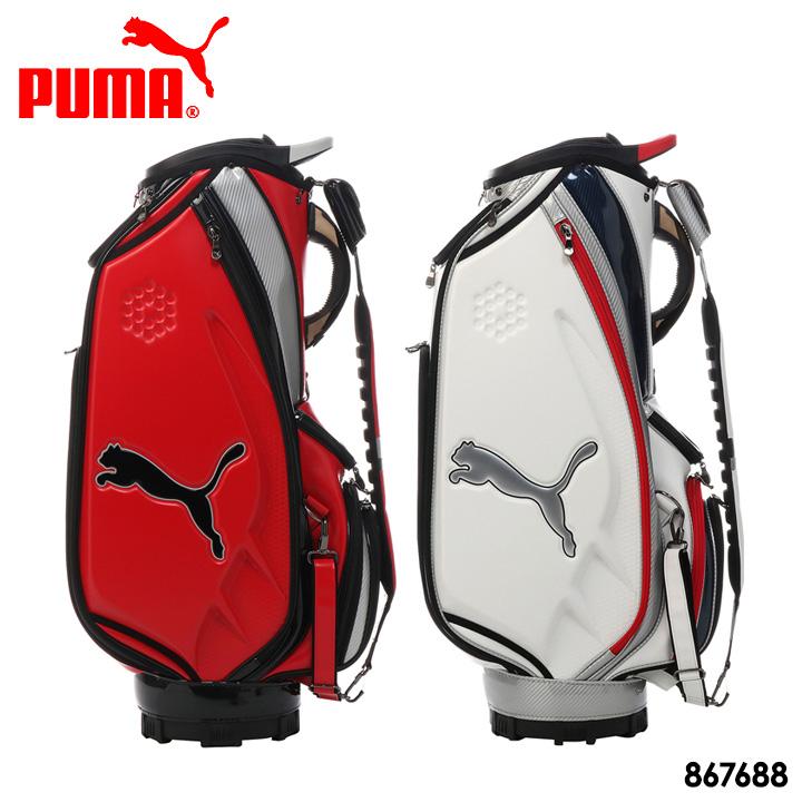 プーマ 867688 ゴルフ キャディーバッグ CB ツアー 9.5型 47インチ対応 PUMA 2018 特価