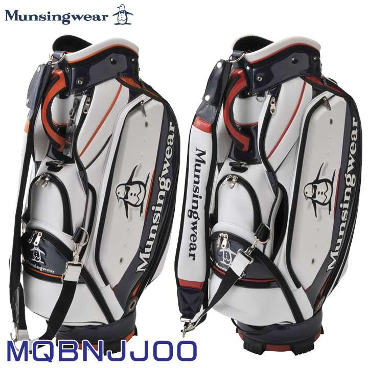 【2019モデル】マンシングウェア MQBNJJ00 キャディバッグ 10型 47インチ対応 Munsingwear