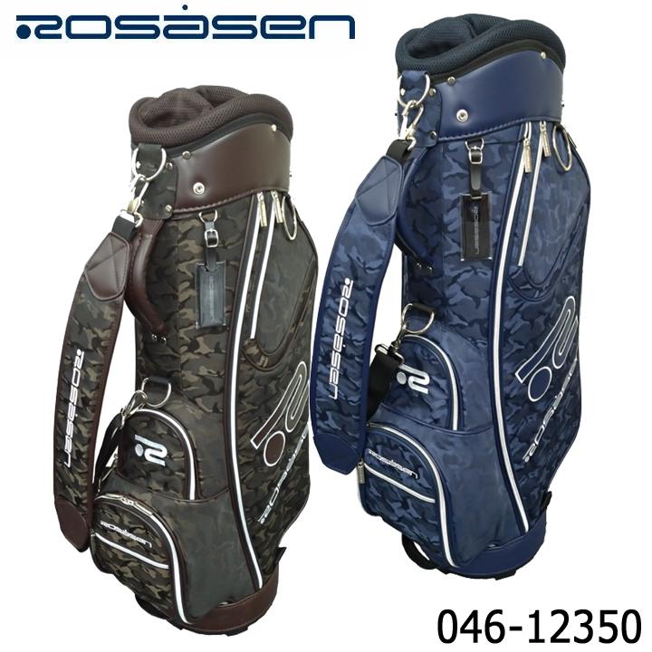 【2020モデル】ロサーセン 046-12350 キャディバッグ 9型 Rosasen