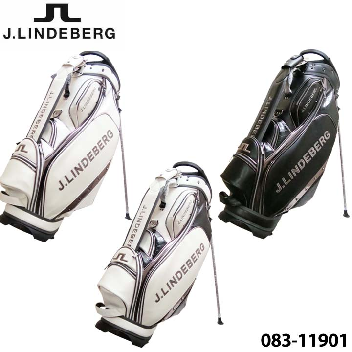 【2019モデル】J.リンドバーグ 083-11901 スタンド型 キャディバッグ 日本限定発売モデル 9.0型 4.2kg 47インチ対応 J.LINDEBERG